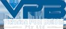 Victorian Pool Builders Logo