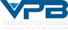 Victorian Pool Builders Logo